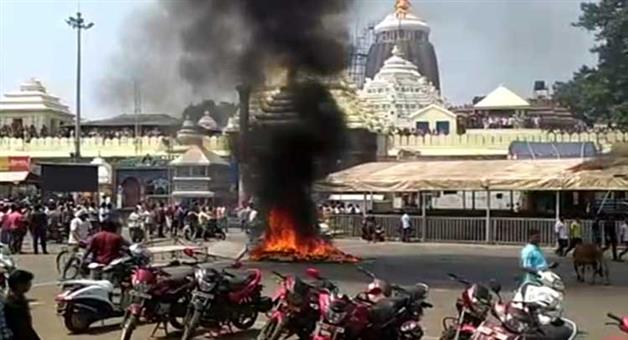 Khabar Odisha:Puri-Violence--6-more-Arrested