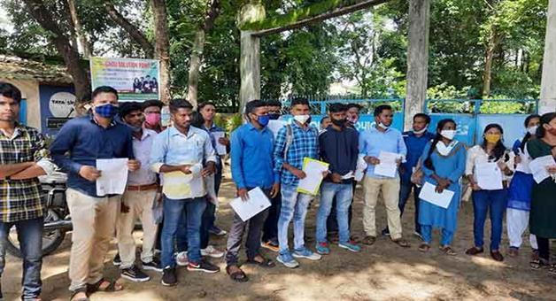 Khabar Odisha:RI-exam-error-correction-33-candidates-took-the-exam-at-different-centers