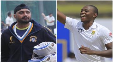 Khabar Odisha:Rabada-breaks-Harbhajan-Singh-record