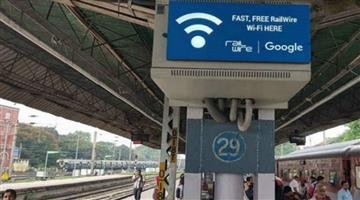 Khabar Odisha:Railway-Ministry-India-commissions-Wi-Fi-at-6000th-Railway-station