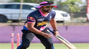Khabar Odisha:Rajasthan-royals-fielding-coach-Dishant-yagnik-tested-covid-19-positive