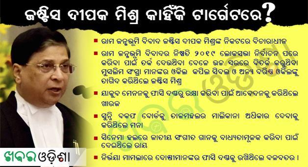 Khabar Odisha:Ram-Mandir-Justice-Dipak-Mishra