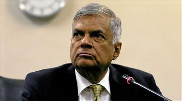 Khabar Odisha:Ranil-Wickremesinghe-takes-oath-as-Sri-Lankas-Prime-Minister