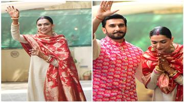 Khabar Odisha:Ranveer-Singh-Deepika-Padukone-Reached-Mumbai-Airport-Look-At-The-Photo