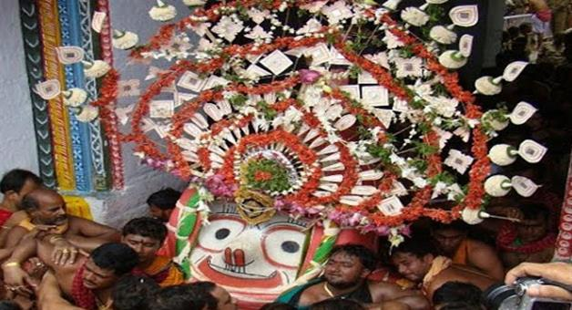 Khabar Odisha:Rath-Yatra-Pahandi-niti-starts-in-puri
