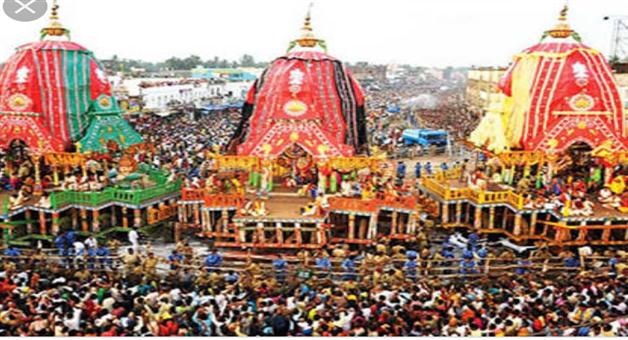 Khabar Odisha:Rathayatra-in-Corona-time