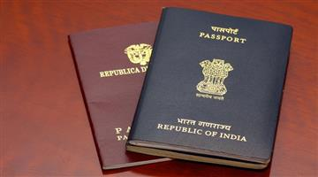 Khabar Odisha:Reason-behind-different-color-of-Passports