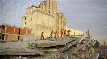 Khabar Odisha:Rescue-operation-continued-in-Noida-building-collapsed-incident
