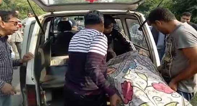Khabar Odisha:Rkl-steel-plant-junior-manager-hanging-dead-body-found