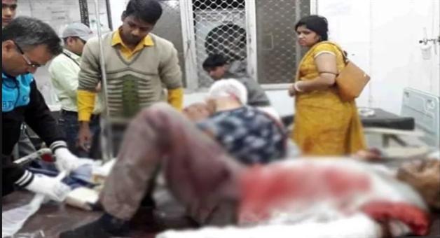 Khabar Odisha:Road-Accident-In-Sambhal-8-Dead-And-14-Injured