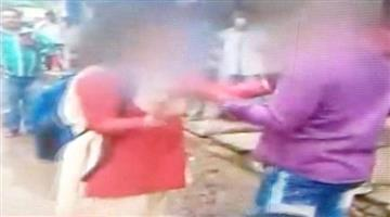 Khabar Odisha:Road-romeo-Slapped-by-College-girl-in-bramhapur-video-viral