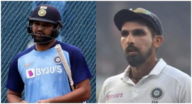 Khabar Odisha:Rohit-Sharma-and-Ishant-Sharma-have-been-ruled-out-of-the-first-two-Tests-due-to-injuries