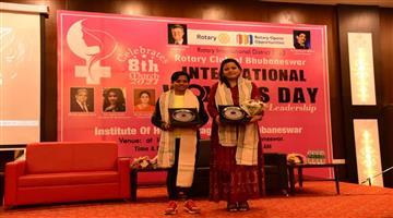 Khabar Odisha:Rotary-Club-Bhubaneswar-celebrates-International-Womens-Day