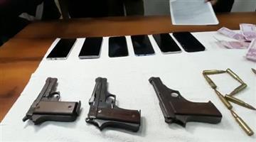 Khabar Odisha:Rourkela-police-arrested-three-notorious-criminals-before-the-pooja