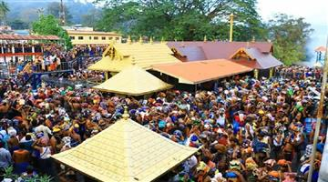 Khabar Odisha:Sabarimala-In-Many-Places-Section-144-Is-Applied-Main-Priest-Said-SC-Only-Known-The-Law-Of-Land
