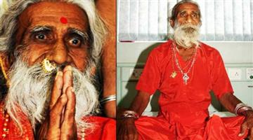 Khabar Odisha:Saint-Jani-Maharaj-who-has-lived-without-food-for-76-years-has-died