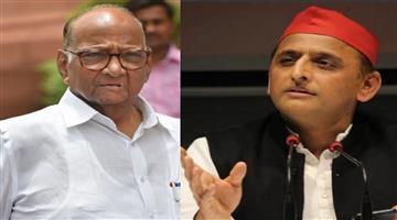 Khabar Odisha:Samajwadi-Party-joins-NCP-to-overthrow-BJP-ruled-Yogi-government-in-Uttar-Pradesh