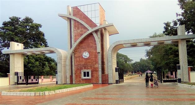Khabar Odisha:Sambalpur-University-Sine-e-Die