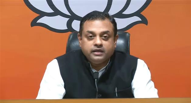 Khabar Odisha:Sambit-patra-targets-BJD-and-police-for-Pipili-Election