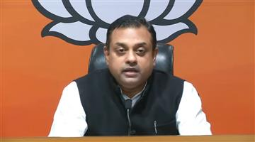 Khabar Odisha:Sambit-patra-targets-BJD-and-police-for-Pipili-Election