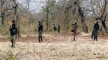 Khabar Odisha:Security-forces-and-Maoists-clashed-in-Malkangiri-leaving-no-casualties