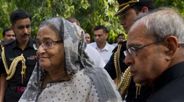 Khabar Odisha:Sheikh-Hasina-writes-letters-to-PM-Modi-on-Pranab-Mukherjees-death