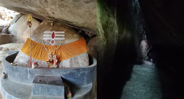 Khabar Odisha:Shiv-temple-where-Shivling-increase-years-to-Years