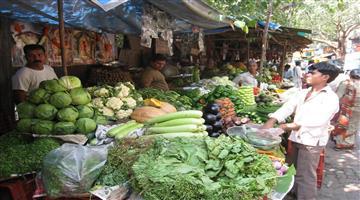 Khabar Odisha:Shops-only-5-hour-open-per-day-in-Khurda