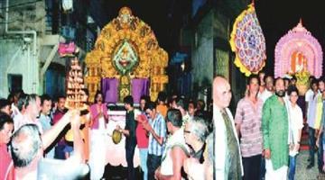 Khabar Odisha:Sital-sasthi-Jatrain-sambalpur-kiks-off