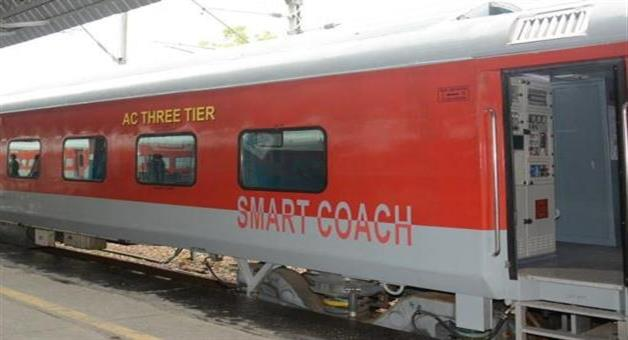 Khabar Odisha:Smart-coach-ready-by-Indian-rail