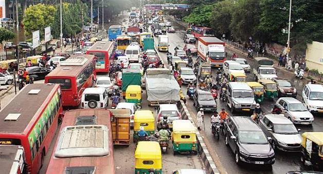 Khabar Odisha:Smart-traffic-in-50-placer-of-bbsr