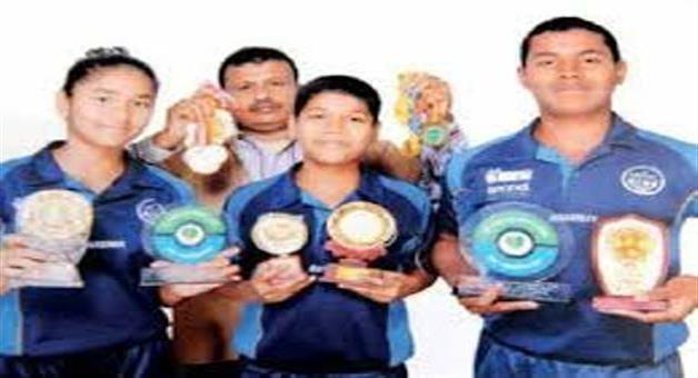 Khabar Odisha:Son-of-Auto-driver-write-success-in-sports