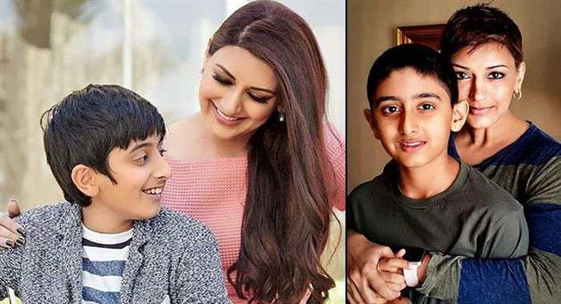 Khabar Odisha:Sonali-Bendre-Birthday-Wishes-To-Her-Son-Ranveer-Behl