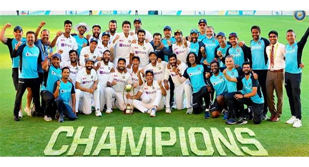 Khabar Odisha:Sports-Cricket-India-move-to-the-no-1-spot-in--ICC-world-test-championship-standings