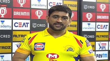 Khabar Odisha:Sports-IPL-Aafter-losing-the-match-against-Rajasthan-Royals-MS-Ddhoni-said-that-process-needs-to-be-looked-at-not-the-result