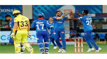Khabar Odisha:Sports-IPL-cricket-All-round-Delhi-Capitals-beat-Chennai-Super-Kings-by-44-runs-in-IPL-match-in-Dubai