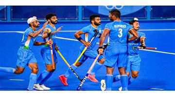Khabar Odisha:Sports-India-beat-Spain-by-3-0-in-Hockey-Mens-in-Tokyo-Olympic