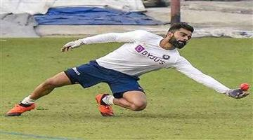 Khabar Odisha:Sports-Pink-ball-feels-like-heavy-hockey-ball-braces-up-for-fielding-challenges-says-Virat-Kohli-ahead-of-Day-Night-test