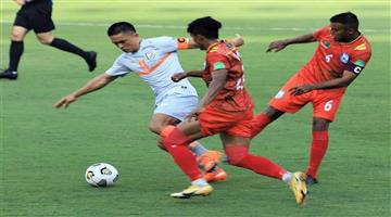 Khabar Odisha:Sports-Sunil-Chhetri-breaks-Lionel-Messi-record-India-registered-first-win-in-world-cup-qualifier-after-defeating-Bangladesh