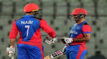 Khabar Odisha:Sports-T-20i-seven-sixes-in-seven-balls-Mohammad-Nabi-and-Najibullah-Zadran-go-bangladesh