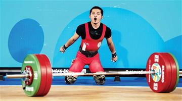 Khabar Odisha:Sports-Weightlifting-odisha-asian-weightlifting-championship-16-yr-old-jeremy-lalrinnunga-smashes-youth-world-and-asian