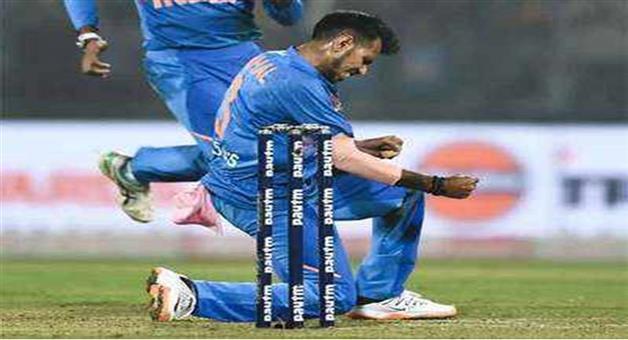 Khabar Odisha:Sports-Yuzvendra-chahal-got-50th-wicket-in-t20-international-in-Nagpur-against-Bangladesh