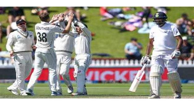 Khabar Odisha:Sports-cricket--India-Vs-New-Zealand-Test-New-Zealand-won-by-10-wickets-2nd-test-from-February-at-Chrischurch