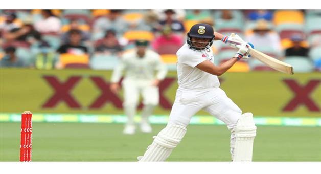 Khabar Odisha:Sports-cricket-Australia-vs-India-4th-Test-at-Brisben-Day-5-1st-Session--Australia-opt-to-bat