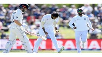 Khabar Odisha:Sports-cricket-Day-2-Lunch-Break---New-Zealand-opt-to-bowl-score-153-runs-lost-5-wickets