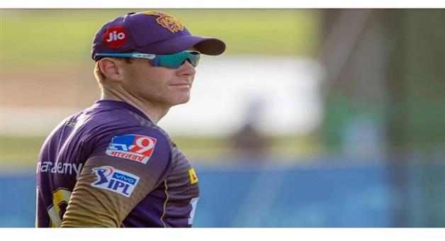 Khabar Odisha:Sports-cricket-IPL-2021-Eoin-Morgan-fined-for-slow-over-rate