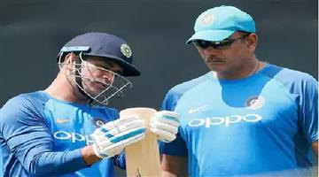 Khabar Odisha:Sports-cricket-MS-Dhonis-role-massive-in-Indias-world-cup-campaign-says-Ravi-Shastri