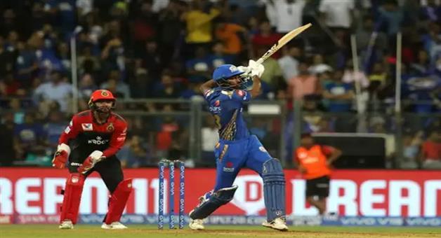 Khabar Odisha:Sports-cricket-Mumbai-Indians-won-by-5-wickets-against-Royal-Challenger-Bengalore