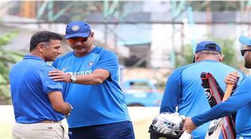 Khabar Odisha:Sports-cricket-Rahul-Dravid-appointed-team-India-head-coach-as-Paras-Mhambrey-bowling-coach-till-2023