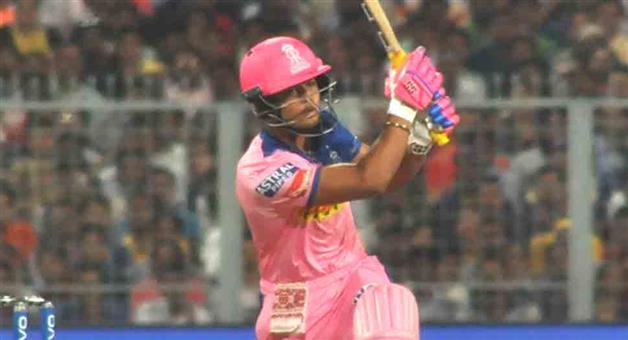 Khabar Odisha:Sports-cricket-Rajasthan-Royals-beats-Kolkata-Knight-Riders-by-3-wicket-Riyan-Parag-plays-match-winning-knock